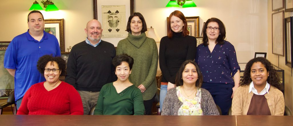 Equity Inclusion Diversity Committee Members