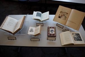 Whitman's Poetic Legacy, April 2, 2019: Books from Special Collections