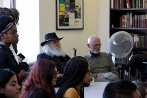 Whitman's Poetic Legacy, April 2, 2019: Guests